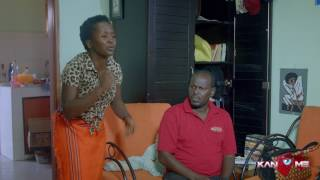 My bag is my bag. Kansiime Anne.  African Comedy.