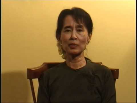 An FP Exclusive: Video Message from Aung San Suu Kyi