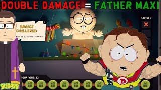 South Park Phone Destroyer. DOUBLE DAMAGE CHALLENGE OHHH BOY!!