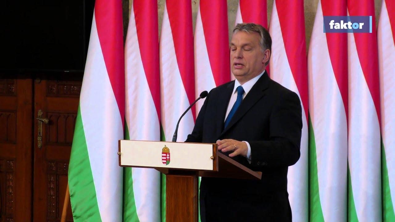 """Orbán a """"kigyúrt kopaszokról"""": méltatlan helyzet alakult ki a választási irodánál - videó!"""
