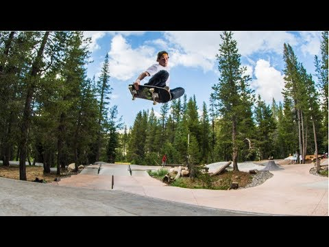 Rapid Fire: Brad McClain - Woodward Tahoe