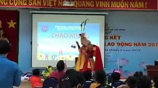 Clip hot 2019 Tề Thiên Đại Thánh đại náo Bệnh Viện Trương Vương