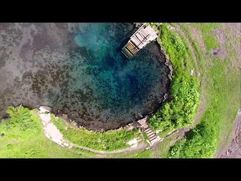 Голубое озеро. Башкирия.