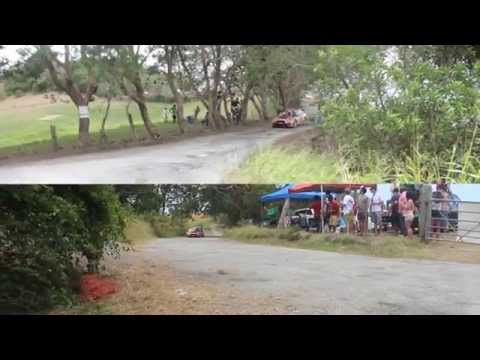 Bad Granny Rallies Barbados