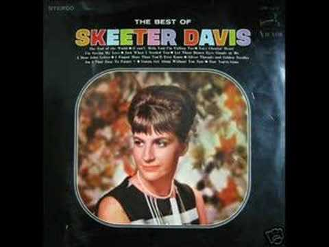 AM I THAT EASY TO FORGET by SKEETER DAVIS