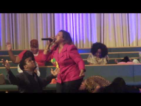 ~thee Holy Rocker Show~ Brl 2k12 The Experience Kierra Sheard video