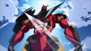 Tengen Toppa Gurren Lagann-All Transformations
