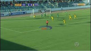 HIGHLIGHTS: DJIBOUT 0-4 ETHIOPIA (CECAFA U17 AFCON QUALIFIER)