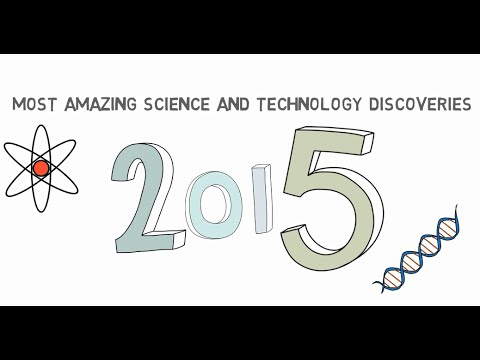 Top Amazing Science And Technology Discoveries In 2015 WeirdScience
