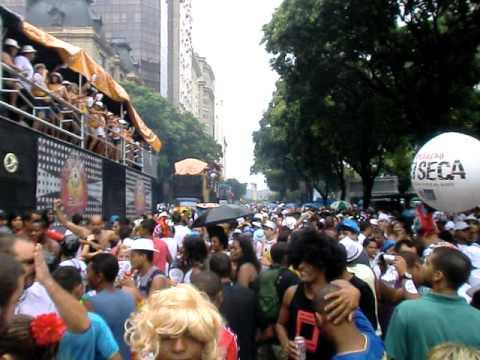 Cordão da Bola Preta - Carnaval 2011