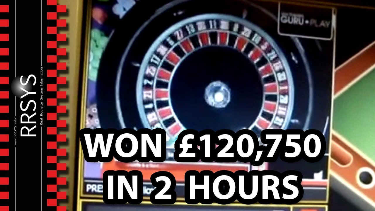 roulette strategy to win big