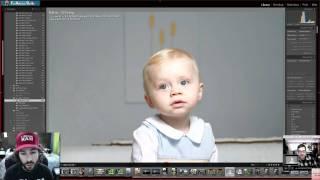 Edit this RAW File - Child Portrait
