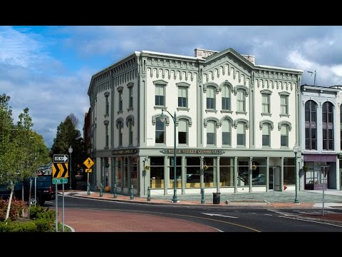 Barton LEED Platinum Green Building