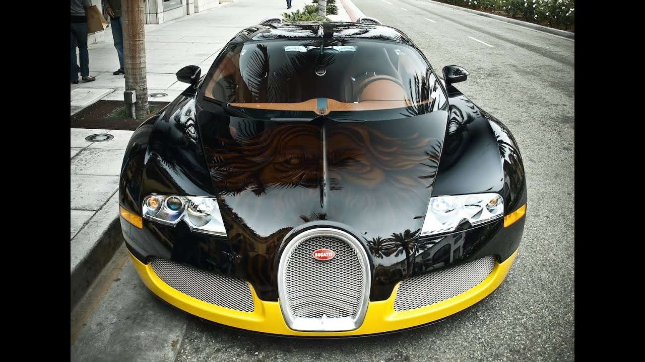 Why Are Bijan S Cars Yellow And Black