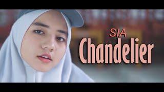 Download lagu SIA - CHANDELIER (COVER CHERYLL)