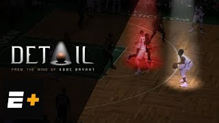 Kobe Bryant analyzes film of Jaylen Brown vs. the Cavaliers |