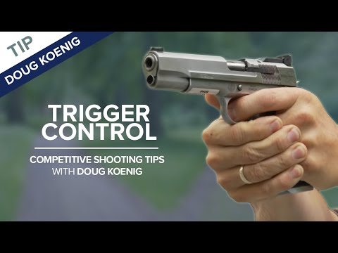 NSSF's trigger press and trigger control tips