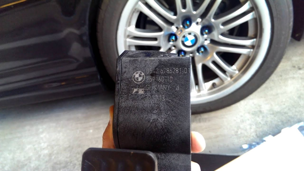 How To Replace Bmw E46 M3 Accelerator Module With Pedal
