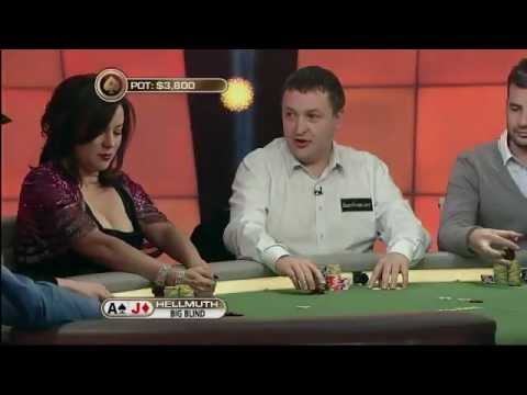 All-in without looking Tony G vs Phil Hellmuth / The Big Game (Season 2; Week 6)