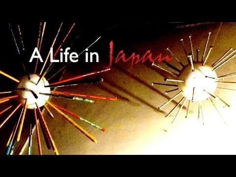 A Life in Japan - ドキュメンタリ−(英語、日本語字幕)