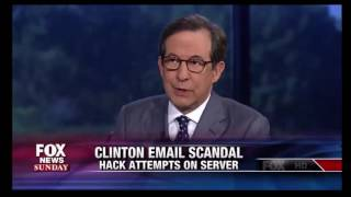 Chris Wallace Destroys Rep. Adam Schiff Over Clinton