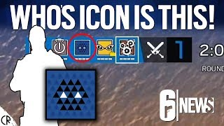 Mystery Icon - Who is it? New Operator? - 6News - Tom Clancy's Rainbow Six Siege