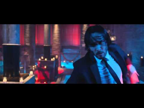 John Wick - Club Fight Scene - Kaleida Think