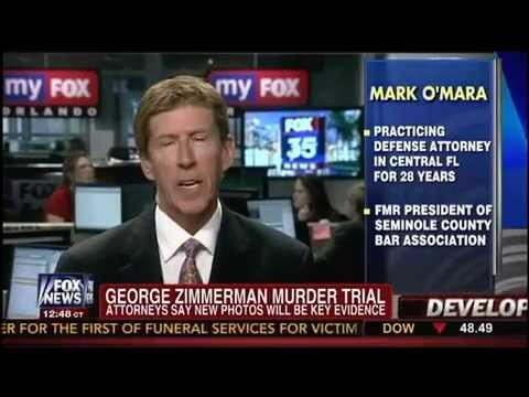George Zimmerman's Lawyer Reveals New Evidence To Fox Trayvon's Pictures Of Gun And Weed - Mediaite