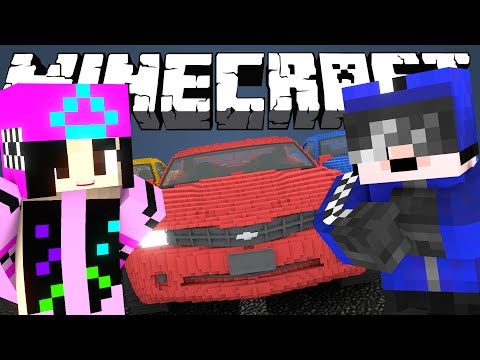 Minecraft   REAL LIFE SUPER CARS MOD Showcase!