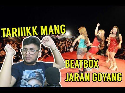 YUHUUUU !! TUTORIAL BEATBOX DANGDUT JARAN GOYANG !! | Beatbox Itu Gampang