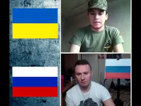 Отношение Россиян к братьям Украинцам. (добрые слова)