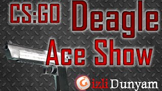 CS:GO Best Deagle Ace Show
