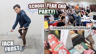 School Year End Costume Party 2018! (UST SHS) | Maverick Del Mundo