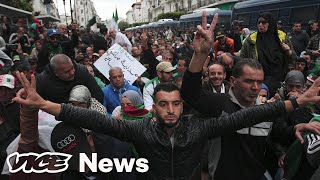 Why Algeria's election probably won't stop months of protests