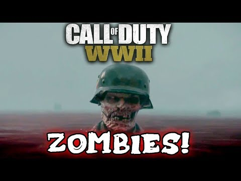 Call of Duty WW2 ZOMBIES - *THE DARKEST SHORE* LIVE! (First attempt)