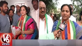 Congress MLA Candidate Indhira Face To Face On Election Campaign   TS Assembly Polls