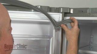 LG Refrigerator Left Door Gasket Replacement #4987JJ2002T