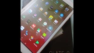 Swipe Slate 8 Tablet Review