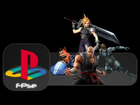 Fpse  Play Playstation Games On Your Android Mobile For Free - Tekken 3 Included video