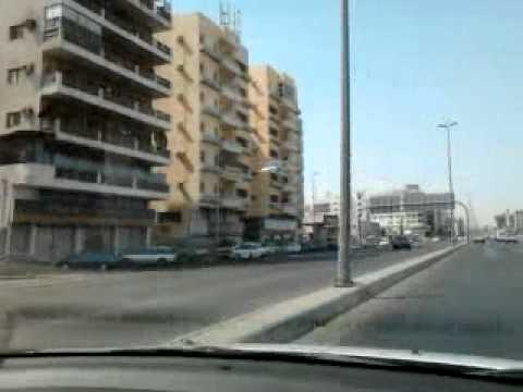 Travelling on Jeddah's Street - 09-09-2011