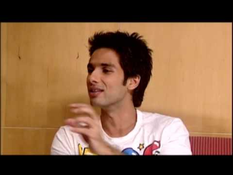 Shahid talks about his relationship with Priyanka
