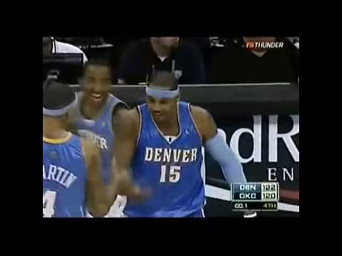 Carmelo Anthony Career mix HD Video