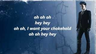 Watch Adam Lambert Chokehold video