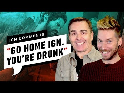 Troy Baker and Nolan North Respond to IGN Comments