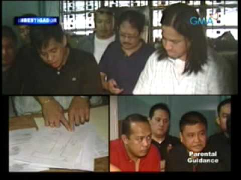 Mga masahestang nakahubad dinakip - Imbestigador by GMA-7