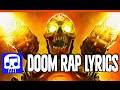 DOOM Rap LYRIC VIDEO by JT Music - Fight Like Hell