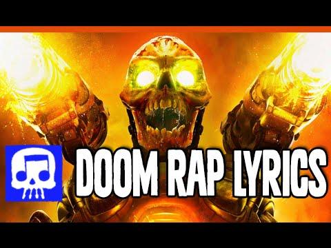 DOOM Rap LYRIC VIDEO by JT Music -