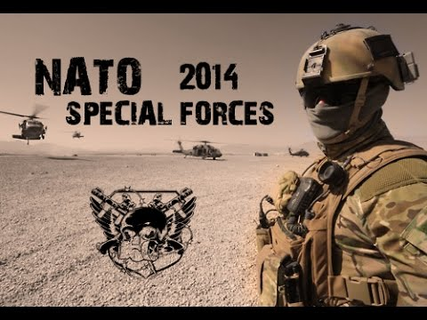 NATO Special Forces | 2014 |  Imagine Dragons