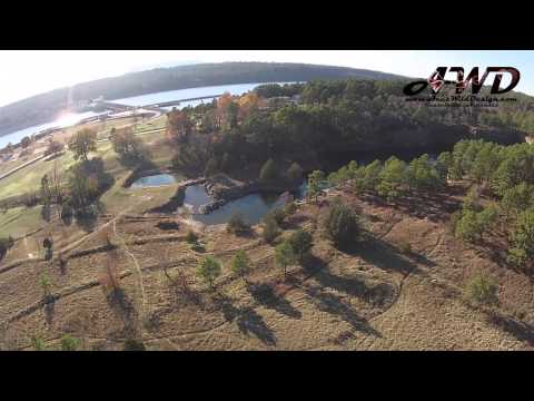 The Quarry at Old Post Park - Russellville, AR - DJI Phantom 2 Vision