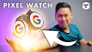Meet the Google Pixel Watch. Apple Watch FINALLY Has A Worthy Competitor?